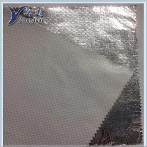 Алюминиевый покрытый сплетенный материал изоляции ткани