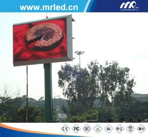 Affichage LED pour la publicité de plein air (LED) de panneaux