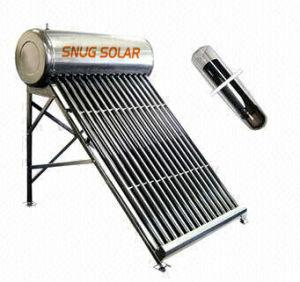 Встроенный Non-Pressure Thermosiphon солнечный водонагреватель