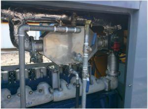 천연 가스 동세대 CHP/폐열 복구