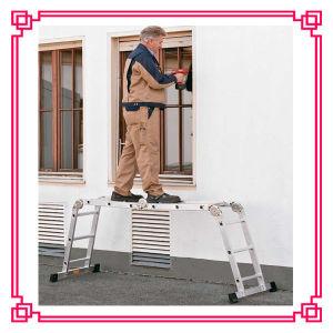 4X3 AluminumマルチPurpose Ladder (DLM203)
