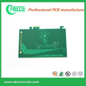 2 Uの緑インクが付いている液浸の金PCB