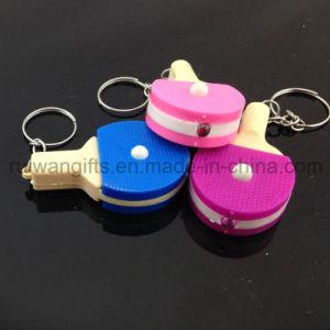 Mini torcia elettrica LED Keyholder (LKC008) di Ping-Pong