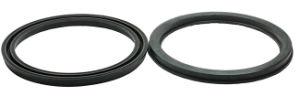 黒いEPDMのガスケット/高性能のゴム製シールYの形のOリング