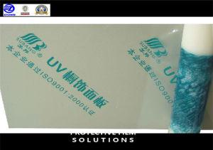 Coloré PE Film protecteur pour les feuilles en plastique PP/PS/PC/PMMA/Feuille en PVC