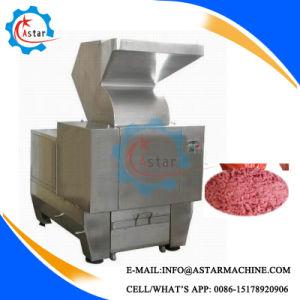 200-300kg/H de Machine van de Maalmachine van het Been van het Vee van het Varken van het roestvrij staal