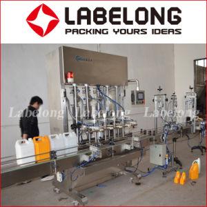 A linha de produção de azeite Azeite