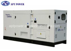 Faible bruit 150kVA générateur diesel Cummins 50Hz pour l'industrie