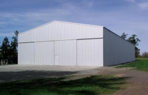 Portalrahmen-Licht-Stahlkonstruktion-Lager (KXD-555)