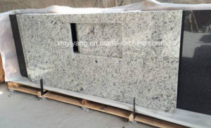 Graniet/de Bovenkant van de Ijdelheid van de Steen van het Marmer/van het Kwarts en Countertop van de Keuken (G682/G640/G664/G603/G654)