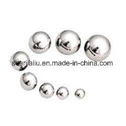 0.5mm 1.0mm 1.5mm 2mm 3mm de Bal van het Roestvrij staal, de Parels van het Staal voor Lagers, Speelgoed, Chirurgische Juwelen,