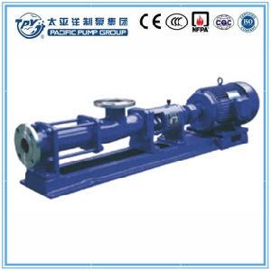 Gの鋳鉄またはステンレス鋼ねじモノラルポンプ