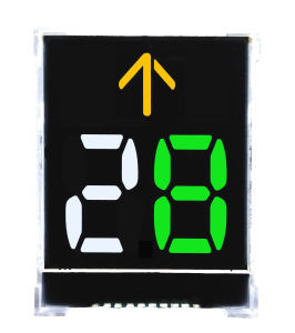 Va-Tn Ecran LCD graphique du module LCD