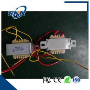 Type de transformateur de tôle en acier de l'ae Single-Shase transformateur Le transformateur de basse fréquence