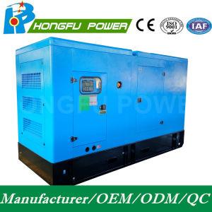 55kw 70kVA silencioso conjunto gerador a diesel equipado com motor Cummins com marcação CE/ISO/etc