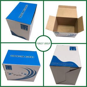 Almacenamiento de las cajas de cartón decorativa Fp600070