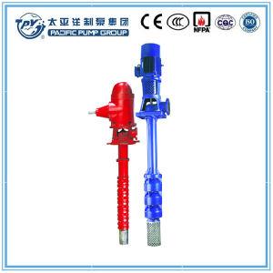 Lp Eixo Longo da bomba de turbina vertical de alta eficiência