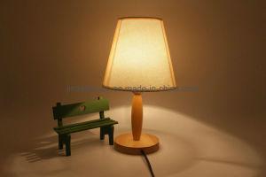 Раунда современной Hardback Burlap природных обычная лампа оттенков