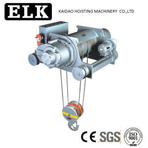中国の製造業者2トンクレーンケーブル電気ワイヤーロープ起重機