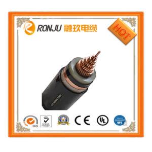 Il conduttore di rame XLPE ha isolato il cavo di controllo flessibile inguainato PVC schermato intrecciatura