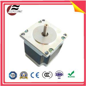 1,8 grados de calidad de la NEMA24 Híbrido Motor paso a paso para máquinas CNC