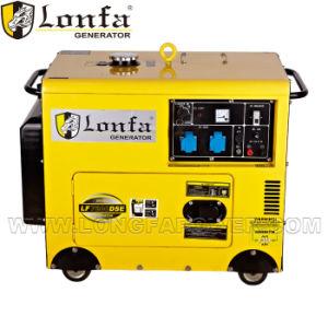 Generatore diesel silenzioso insonorizzato del generatore 50Hz 5.5kVA Weichai del fornitore della Cina