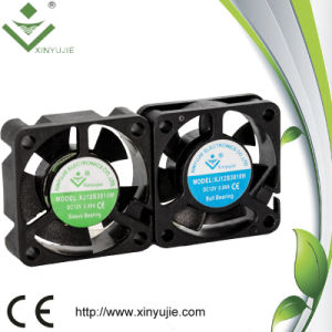 Ventilador del alto de la revolución por minuto 12V 24V de la C.C. del motor paraguas solar del ventilador