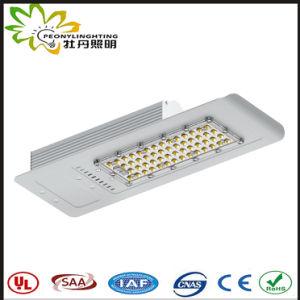 Hotsale 2018 Calle luz LED Controlador Meanwell, IP67, cinco años de garantía, LED 40W, la luz de carretera Calle luz LED, LED de luz de la calle