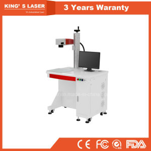 50W 100W Faser-Laser-Scherblockengraver-Goldschmucksache-Ausschnitt-Gravierfräsmaschine