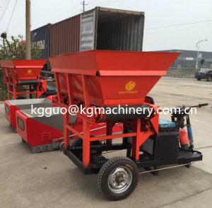 Autocarro con cassone ribaltabile d'alimentazione del cemento con la rotella per costruzione