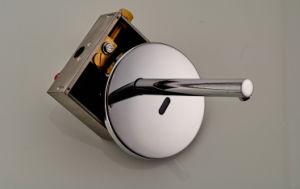 壁のMoutedのめっきされる真鍮の自動コックのクロム(FDS-6032)