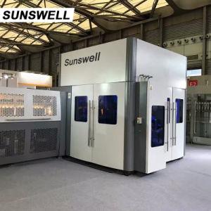 Blazende het Vullen van het Drinkwater van Sunswell Verzegelende Machine
