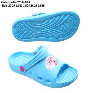 Jardin coloré d'été Kid EVA Boucher sandale chaussures