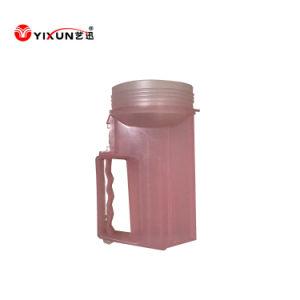 عالة بلاستيكيّة حقنة [موولد] /Mold من لون قرنفل بلاستيك زجاجة