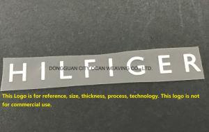 실리콘 열전달 인쇄는 의복 부속품을%s 로고를 주문을 받아서 만든다