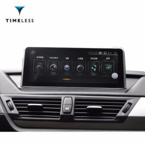 Car Audio Timelesslong Andriod Peças Auto navegação por GPS para BMW X1 E84 (2009-2015) com Orginalscreen/Original sistema Cic- (TIA-239)
