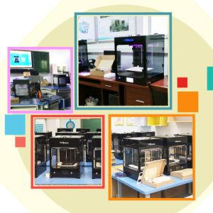 Wiiboox 3D Drucker nivellierender Impresora schnelle Erstausführung-Maschine Fdm Tischplattenselbstdrucker 3D