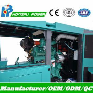 generatore diesel silenzioso a tre fasi di 550kVA Cummins con il baldacchino insonorizzato
