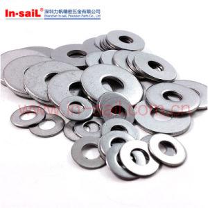 DIN125, ISO7089, ISO7090, de rondelles plates