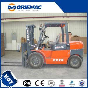 Chinese Diesel van Heli 6tons van het Merk Vorkheftruck Cpcd60 voor Verkoop
