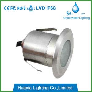 Waterdichte LEIDENE van Ce RoHS IP67 Ondergrondse Lichte Lamp Inground
