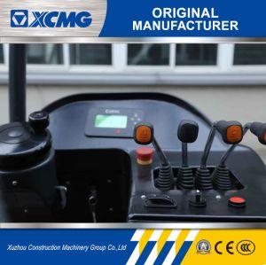 XCMG Elektrische Vorkheftruck 1.6t/1.8t/2t zitten-op de Vrachtwagen van het Bereik met 3 Stadium 6m Mast met de Batterij van de Venter