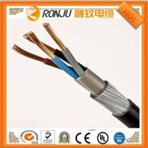 Cavo di controllo flessibile isolato XLPE di rame del fodero del PVC del conduttore