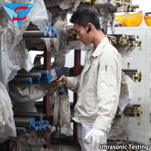 Plastic Staal 1.2738 van de Matrijs van Ni van het Staal van de Vorm P20 Vlakke Staaf