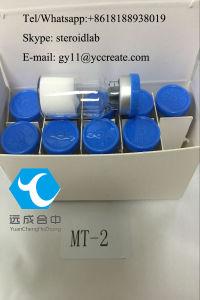 Peptídeos granel Melanotan II (MT-II) CAS: 121062-08-6 para dar forma ao Emagrecimento