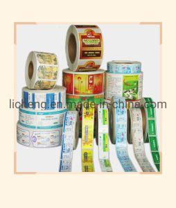 Varios envases de papel adhesivo de la impresión de etiquetas Vinilo adhesivo&/ la impresión de etiquetas