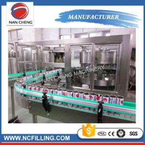 China famosa 2 em 1 Semiautomáticos Cerveja Equipamento de conservas