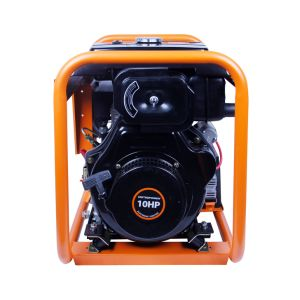 Vereinigter elektrischer beweglicher kleiner Dieselgenerator der Energien-5kw 10HP