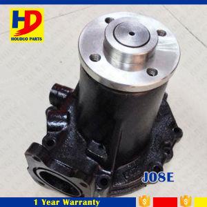 J08e de Pomp van het Water van de Delen van de Dieselmotor van de Nivelleermachine