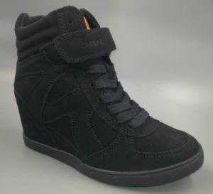e05a635ceac Stock Dama botas, botas, botas negras, botas con precio barato, Top chica  Height-Increasing botas, botas, botas planas para las mujeres, Fábrica de  Calzado ...
